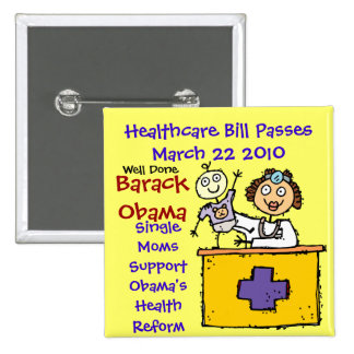 HEALTHCARE PASSES PINS