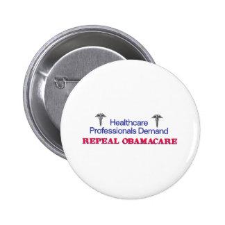Healthcare Prof Demand Pin