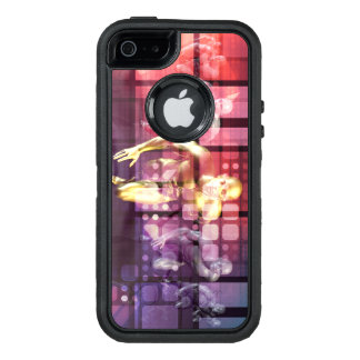Healthcare Research Technology and Solutions as a OtterBox Defender iPhone Case