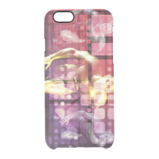 Healthcare Research Technology and Solutions Clear iPhone 6/6S Case