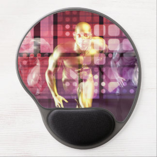 Healthcare Research Technology and Solutions Gel Mouse Pad