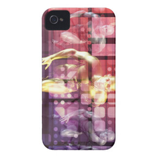 Healthcare Research Technology and Solutions iPhone 4 Covers