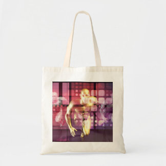 Healthcare Research Technology and Solutions Tote Bag