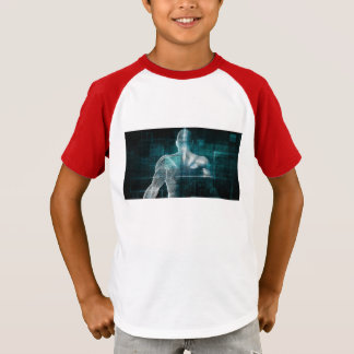 Healthcare System Network as a Digital Technology T-Shirt