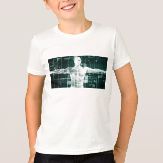 Healthcare Technology and Medical Scan T-Shirt