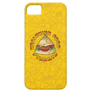 Healthier Food Pyramid Case For The iPhone 5