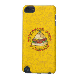 Healthier Food Pyramid iPod Touch (5th Generation) Cover