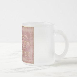 Healthy farm Eating organic Coffee Mug