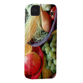 Healthy Fruit and Vegetables iPhone 4 Cover