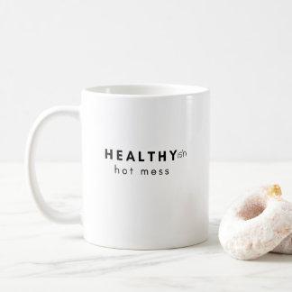 Healthy (ish) Hot Mess Mug