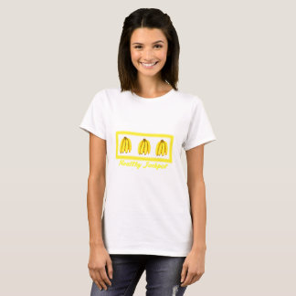 Healthy Jackpot. Banana Special T-Shirt