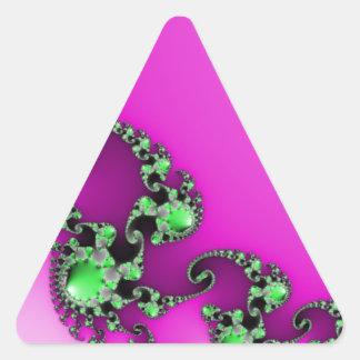 Healthy Purple Sticker