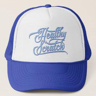 Healthy Scratch Hockey Player Fan Trucker Hat