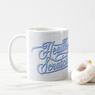 Healthy Scratch Ice Hockey Coffee Mug