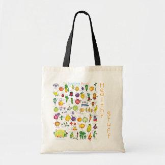 Healthy Stuff Reusable Bag