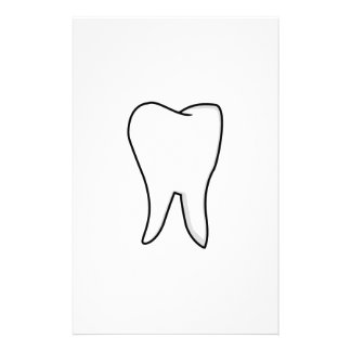 Healthy White Tooth Stationery