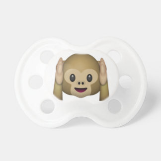 Hear No Evil Monkey - Emoji Dummy