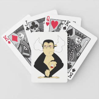 Hear No Evil Playing Cards