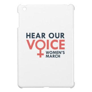 Hear Our Voice iPad Mini Cover