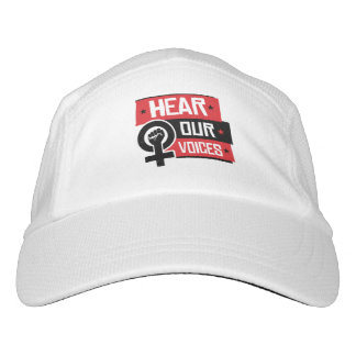 Hear Our Voices --  Hat