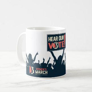 Hear Our Vote Mug