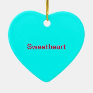 hear shape locket for love ceramic heart decoration