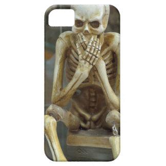 Hear, Speak, See No Evil Skeletons iPhone 5 Case