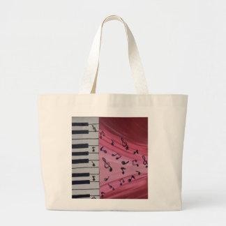 Hear the Music III Jumbo Tote Bag