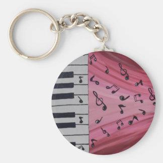 Hear the Music III Keychains