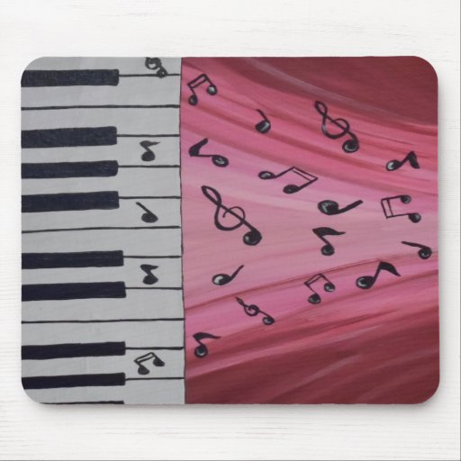 Hear the Music III Mouse Pads