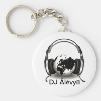Heard Around the World Key Ring
