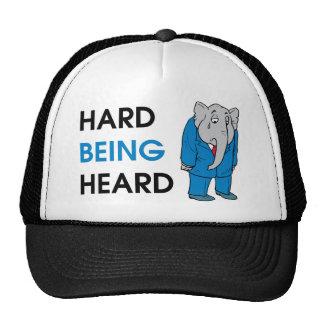 heard cap