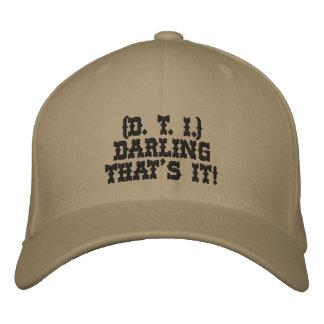 HEARD IT ALL? TELL THEM BASEBALL CAP