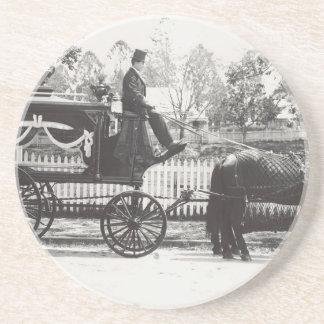 Hearse Coaster