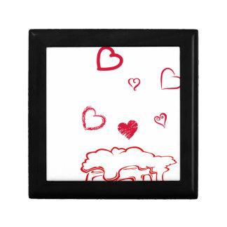 heart14 gift box