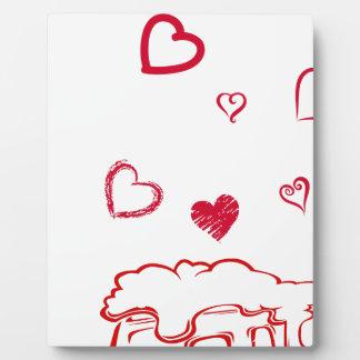 heart14 plaque