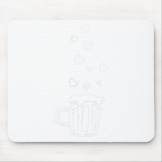 heart15 mouse pad