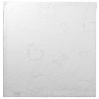 heart15 napkin