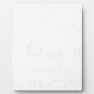 heart15 plaque