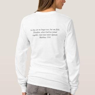 heart1, Just Married, 11-05-11 T-Shirt