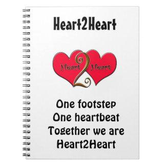 heart2heart notebooks
