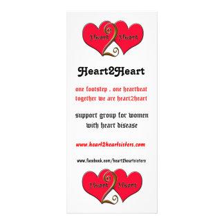 heart2heart tack  card