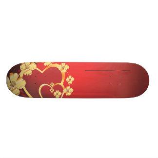 Heart-215.ai Skate Boards