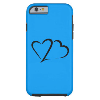 Heart 23™ Brand Jean Blue Tough iphone Case
