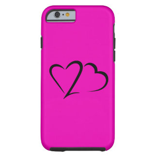 Heart 23™ Brand Pink Tough iphone Case Tough iPhone 6 Case