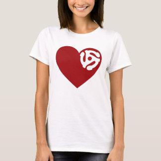 Heart 45 T-Shirt
