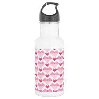 Heart 532 Ml Water Bottle