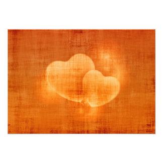 heart-582597  ORANGE HEARTS LOVE BACKGROUNDS WALLP Art Photo