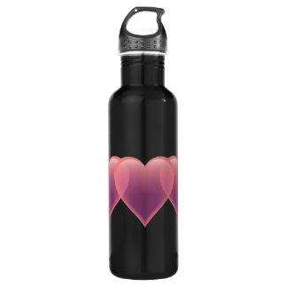 Heart 710 Ml Water Bottle