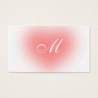 Heart Airbrush Business Card